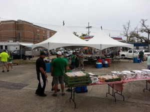 St Patricks Day Party at Hunt Telecom / IDS / Bayou Internet